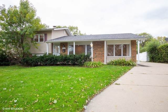 625 Flagstaff Lane, Hoffman Estates, IL 60169 (MLS #10551207) :: Property Consultants Realty