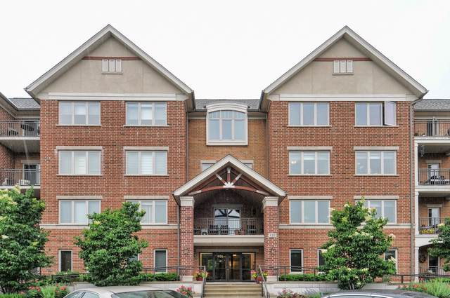 450 Village Green Parkway #211, Lincolnshire, IL 60069 (MLS #10551240) :: Lewke Partners