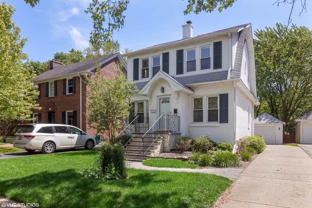 2033 Hawthorne Lane, Evanston, IL 60201 (MLS #10551248) :: Ryan Dallas Real Estate