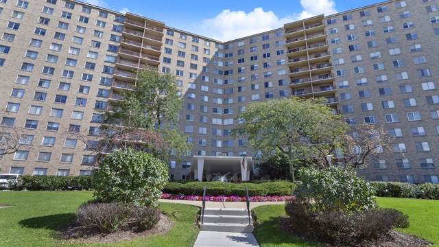 6833 N Kedzie Avenue #1512, Chicago, IL 60645 (MLS #10551249) :: Property Consultants Realty