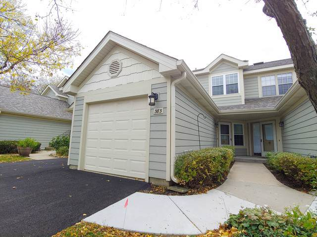 383 W Hamilton Lane, Palatine, IL 60067 (MLS #10551269) :: The Perotti Group | Compass Real Estate