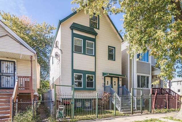 5842 S Shields Avenue, Chicago, IL 60621 (MLS #10551321) :: Property Consultants Realty