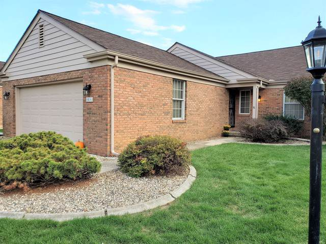 1411 Weathervane Drive A, Champaign, IL 61821 (MLS #10551344) :: The Wexler Group at Keller Williams Preferred Realty