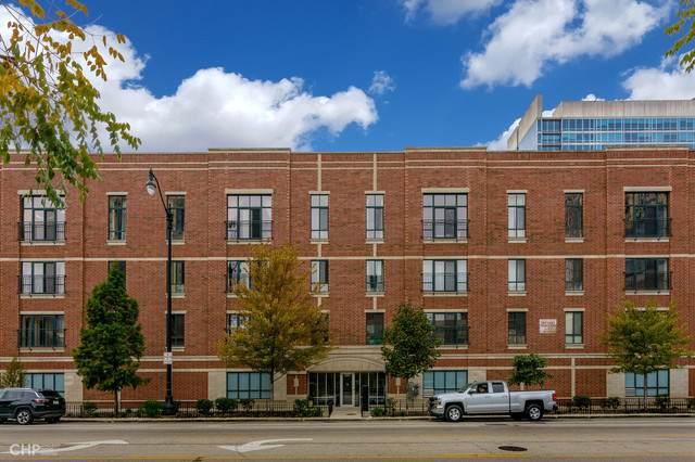 1440 S Wabash Avenue #410, Chicago, IL 60605 (MLS #10551352) :: Baz Realty Network | Keller Williams Elite