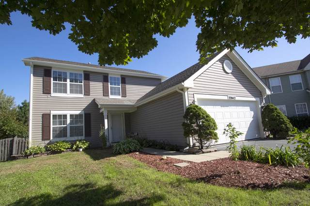 22042 W Petoskey Court, Plainfield, IL 60544 (MLS #10551362) :: The Perotti Group | Compass Real Estate