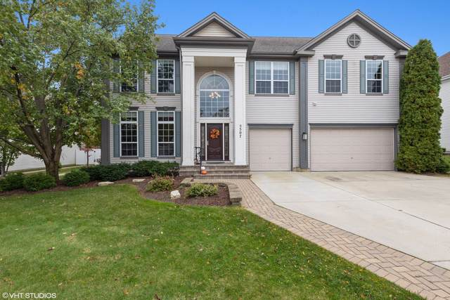 5507 Highland Drive, Palatine, IL 60067 (MLS #10551370) :: The Perotti Group | Compass Real Estate