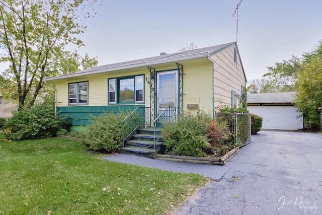 1633 Ballentine Street, Waukegan, IL 60087 (MLS #10551401) :: Littlefield Group