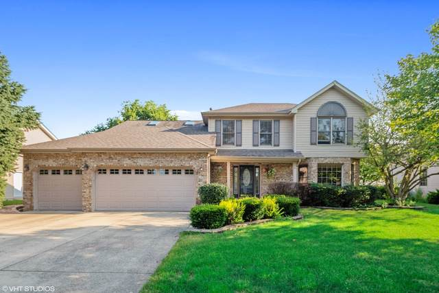 25029 Vermette Road, Plainfield, IL 60585 (MLS #10551457) :: The Perotti Group | Compass Real Estate