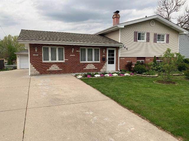 760 Durham Lane, Hoffman Estates, IL 60169 (MLS #10551458) :: Ani Real Estate