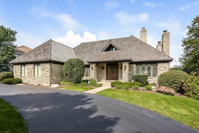 518 Forest Mews Drive, Oak Brook, IL 60523 (MLS #10551487) :: Angela Walker Homes Real Estate Group