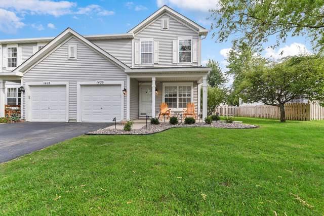 1420 Levato Lane, Minooka, IL 60447 (MLS #10551501) :: Berkshire Hathaway HomeServices Snyder Real Estate
