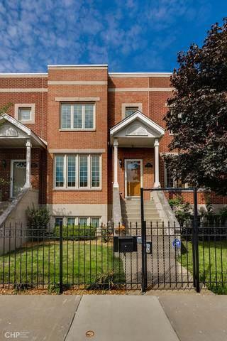 2558 W Warren Boulevard, Chicago, IL 60612 (MLS #10551521) :: Ryan Dallas Real Estate
