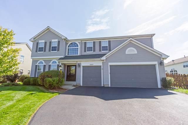 2317 Barrett Drive, Algonquin, IL 60102 (MLS #10551545) :: Ryan Dallas Real Estate