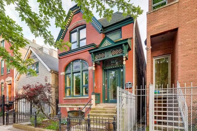 1829 W Superior Street, Chicago, IL 60622 (MLS #10551551) :: Ryan Dallas Real Estate