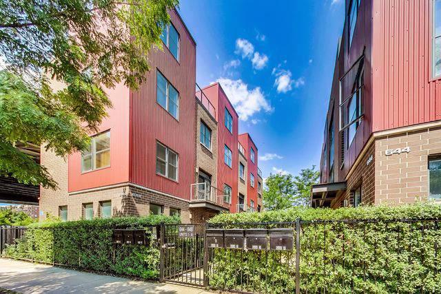 648 W 16th Street #2, Chicago, IL 60616 (MLS #10551586) :: Ryan Dallas Real Estate
