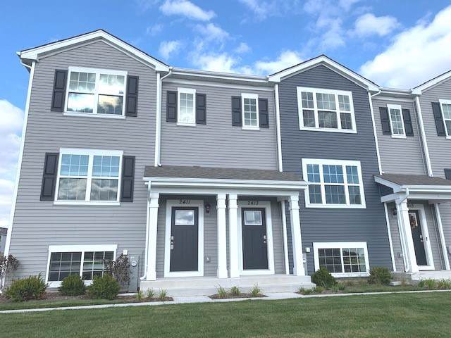 2417 Bella Drive #2384, Pingree Grove, IL 60140 (MLS #10551593) :: The Wexler Group at Keller Williams Preferred Realty