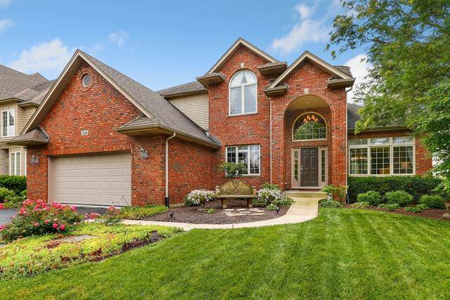3444 Lapp Lane, Naperville, IL 60564 (MLS #10551600) :: The Wexler Group at Keller Williams Preferred Realty