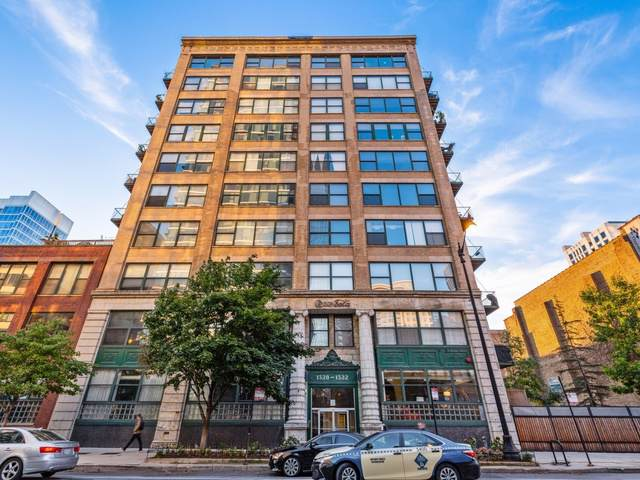 1322 S Wabash Avenue #705, Chicago, IL 60605 (MLS #10551608) :: Touchstone Group