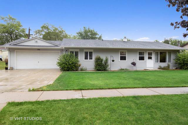105 S Maxon Lane, Streamwood, IL 60107 (MLS #10551620) :: Property Consultants Realty