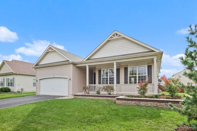 3349 Pecos Circle, Montgomery, IL 60538 (MLS #10551641) :: Property Consultants Realty