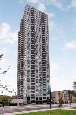 2020 N Lincoln Park W 36C, Chicago, IL 60614 (MLS #10551657) :: The Perotti Group | Compass Real Estate