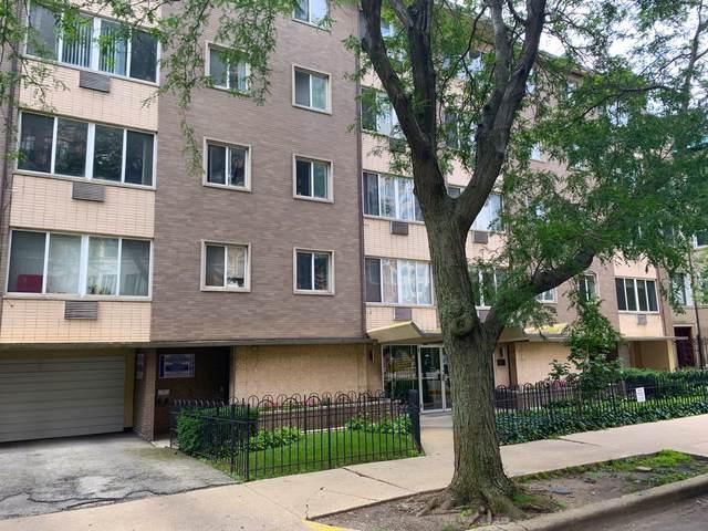 539 W Stratford Place #204, Chicago, IL 60657 (MLS #10551677) :: Ryan Dallas Real Estate