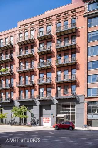616 W Fulton Street #302, Chicago, IL 60661 (MLS #10551685) :: Ryan Dallas Real Estate