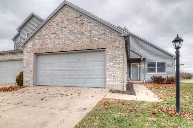 1421 Quail Run Drive #1421, Savoy, IL 61874 (MLS #10551687) :: Ryan Dallas Real Estate