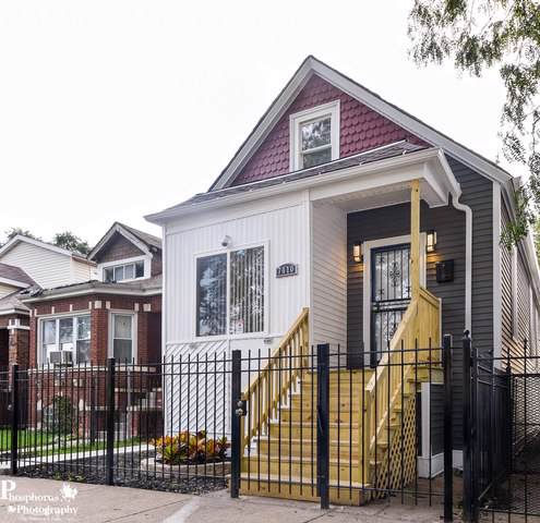 7410 S Sangamon Street, Chicago, IL 60621 (MLS #10551718) :: Property Consultants Realty