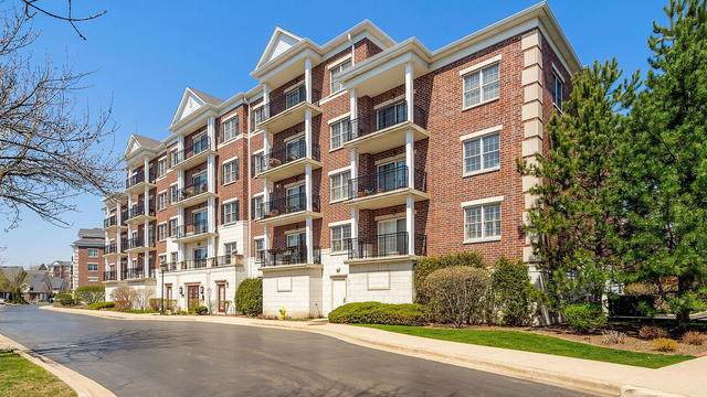 412 Mcdaniels Circle #503, Clarendon Hills, IL 60514 (MLS #10551726) :: Ryan Dallas Real Estate