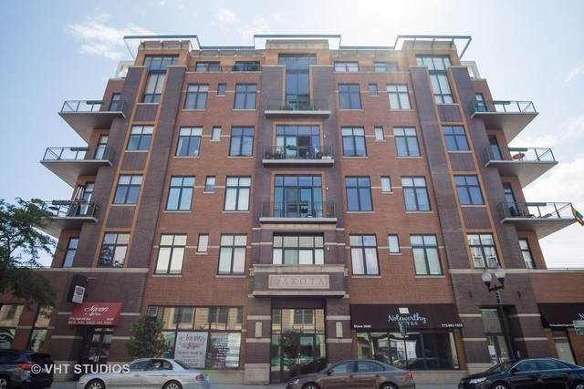 3631 N Halsted Street #513, Chicago, IL 60613 (MLS #10551806) :: The Mattz Mega Group