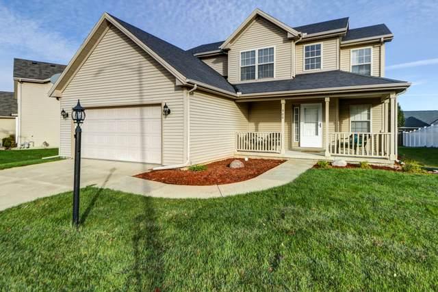 900 Bergamot Street, Savoy, IL 61874 (MLS #10551841) :: Ryan Dallas Real Estate