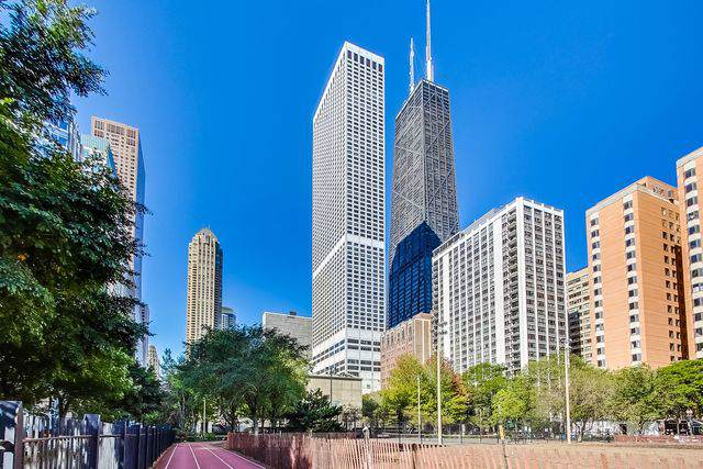 180 E Pearson Street #4102, Chicago, IL 60611 (MLS #10551867) :: Ryan Dallas Real Estate