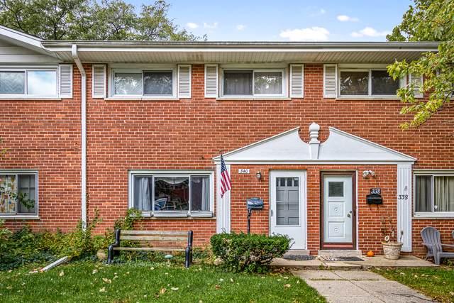 340 Skokie Court, Wilmette, IL 60091 (MLS #10551887) :: The Perotti Group | Compass Real Estate
