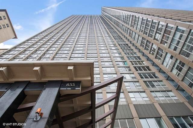 655 W Irving Park Road #2806, Chicago, IL 60613 (MLS #10551896) :: Ryan Dallas Real Estate