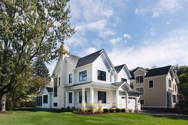 248 Hudson Avenue, Clarendon Hills, IL 60514 (MLS #10551903) :: Ryan Dallas Real Estate