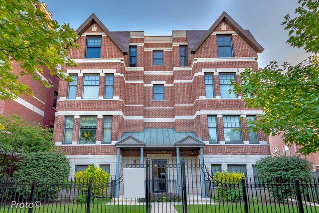 1441 N Wicker Park Avenue 1N, Chicago, IL 60622 (MLS #10551936) :: Property Consultants Realty