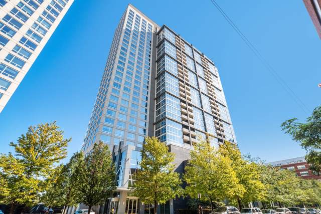 1901 S Calumet Avenue #2306, Chicago, IL 60616 (MLS #10551940) :: Touchstone Group