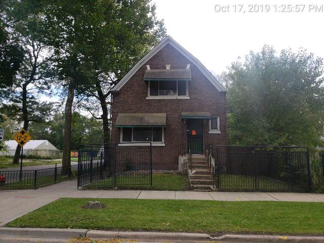 1835 W 58TH Street, Chicago, IL 60636 (MLS #10552001) :: Property Consultants Realty