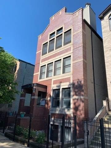 1136 N Mozart Street #1, Chicago, IL 60622 (MLS #10552046) :: Ryan Dallas Real Estate