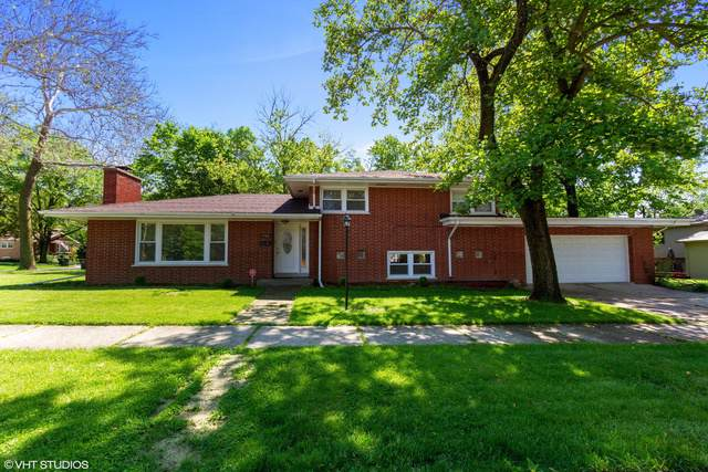 17851 Gladville Avenue, Homewood, IL 60430 (MLS #10552075) :: Baz Realty Network | Keller Williams Elite