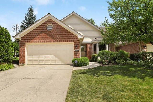 2131 Hallmark Court, Wheaton, IL 60187 (MLS #10552111) :: The Wexler Group at Keller Williams Preferred Realty