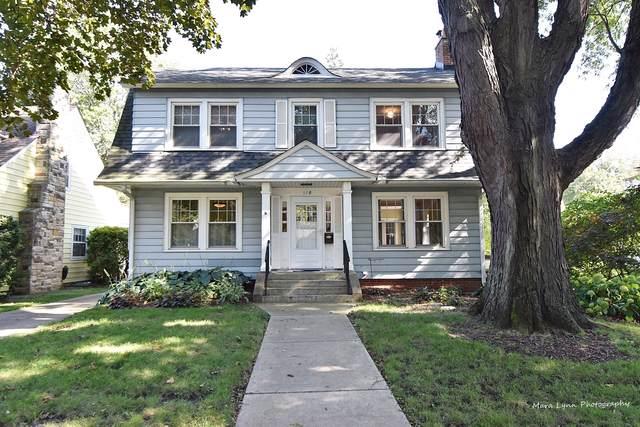 118 S Gladstone Avenue, Aurora, IL 60506 (MLS #10552145) :: Century 21 Affiliated