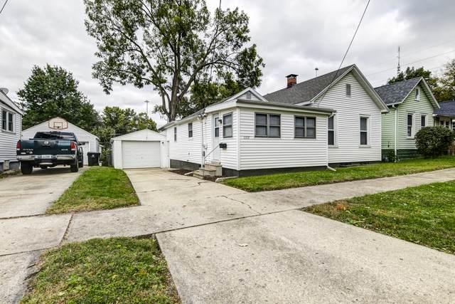 1307 W Walnut Street, Bloomington, IL 61701 (MLS #10552155) :: Jacqui Miller Homes