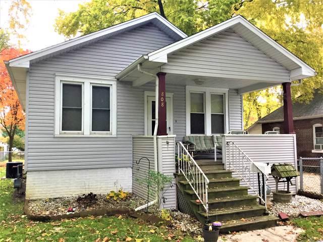808 N Busey Avenue, Urbana, IL 61801 (MLS #10552156) :: Ryan Dallas Real Estate
