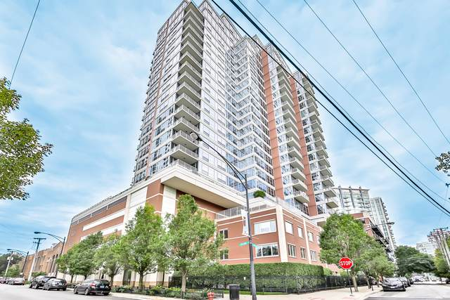 1600 S Prairie Avenue #1207, Chicago, IL 60616 (MLS #10552165) :: Baz Realty Network | Keller Williams Elite