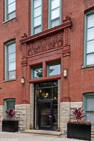 1445 W Belden Avenue 1E, Chicago, IL 60614 (MLS #10552170) :: The Perotti Group | Compass Real Estate