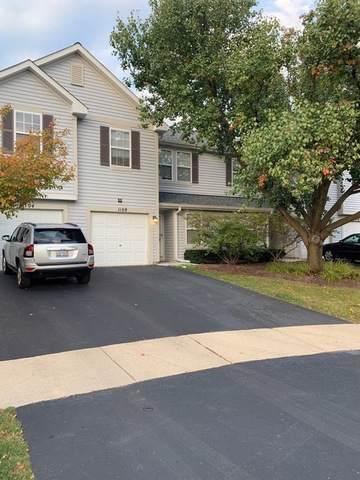 1108 Grand Lake Court #1108, Naperville, IL 60540 (MLS #10552173) :: Ryan Dallas Real Estate