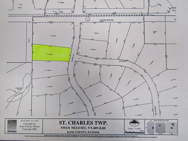 Lot 34 Foley Lane, St. Charles, IL 60175 (MLS #10552184) :: Lewke Partners