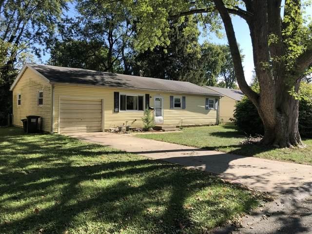 1108 S Country Squire Drive, Urbana, IL 61802 (MLS #10552193) :: Ryan Dallas Real Estate